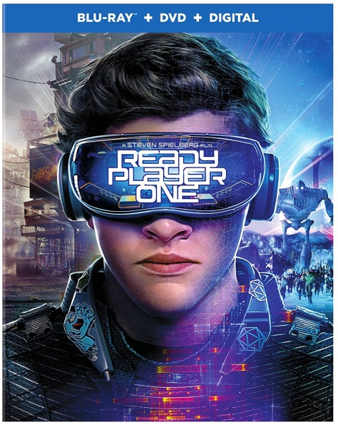 Re: Ready Player One: Hra sa začína / Ready Player One (2018