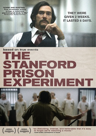 Stanfordský väzenský experiment / The Stanford Prison.(2015)
