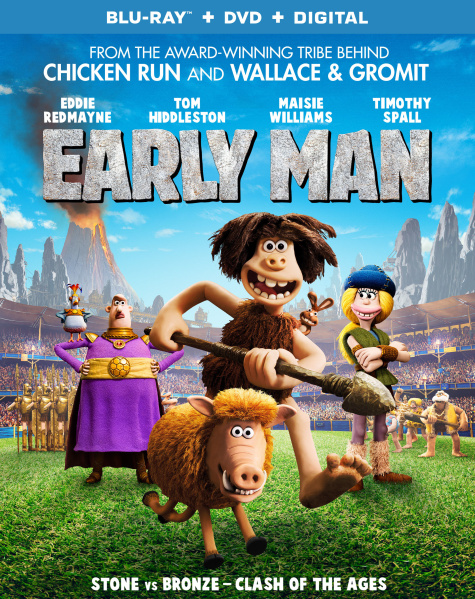 Pračlověk / Early Man (2018)
