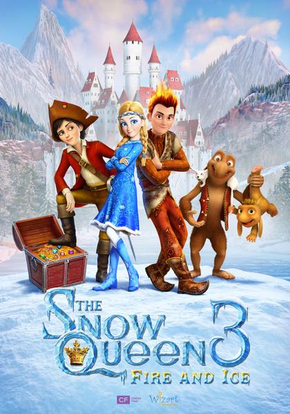 Sněhová královna 3 / Sněžnaja koroleva 3 (2016)