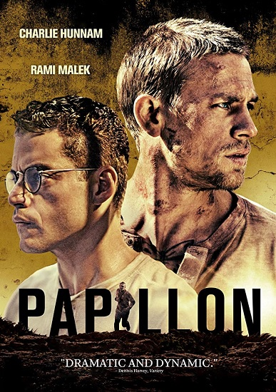 Re: Motýlek / Papillon (2017)