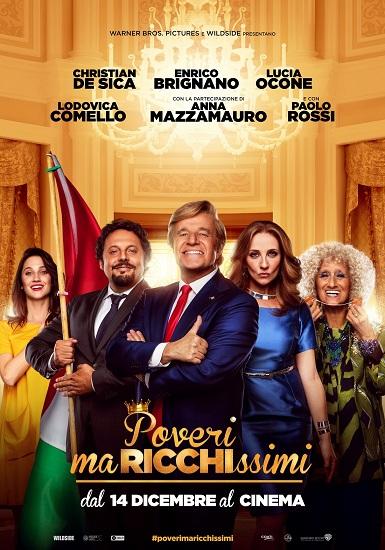 Re: Bohatství chudých / Poveri ma Ricchi (2016)