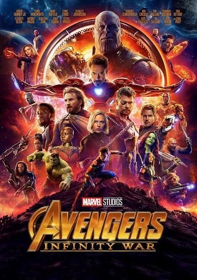 Re: Avengers: Nekonečná vojna / Avengers Infinity War (2018)