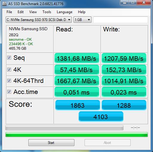 I-TEC PCI-E 2x M.2 Card (PCI-E / SATA) na Asus P5Q pro Upgrade z Sata III na M2 Nvme