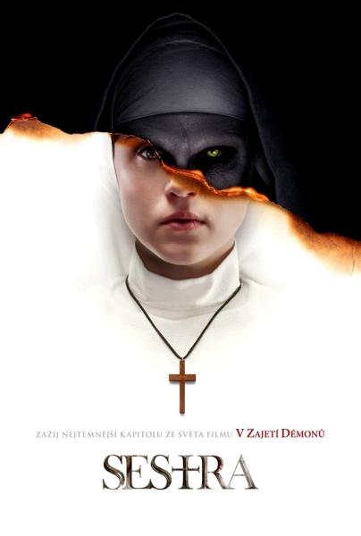 Re: Sestra / The Nun (2018)