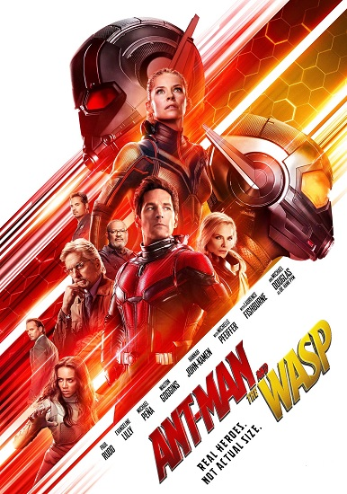 Re: Ant-Man and the Wasp (2018)