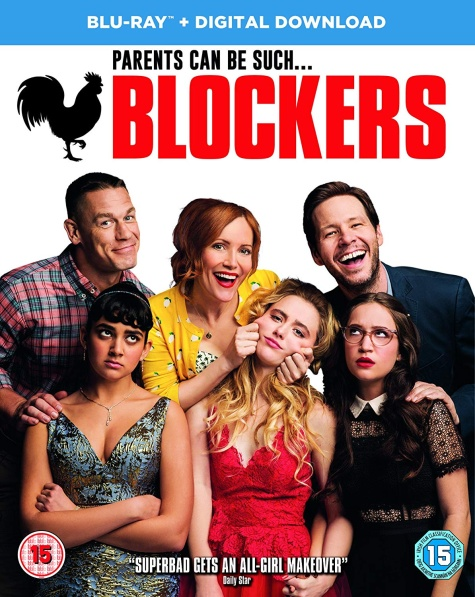 Re: Kazišuci / Blockers (2018)